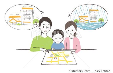 방재 논의 가족 73517002