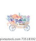 Flower car 73518392