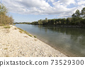 A view of left side of Ticino river 73529300