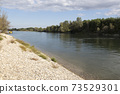 A view of left side of Ticino river 73529301