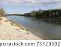 A view of left side of Ticino river 73529302