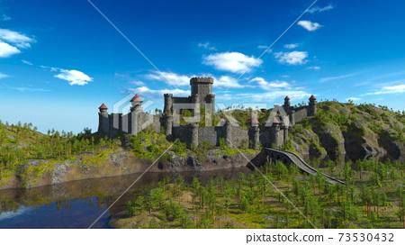 一座城堡 73530432
