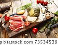 italian antipasto 73534539