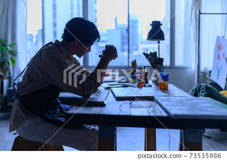 工作室男人 73535986