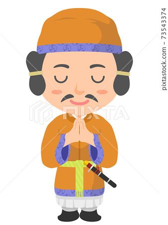崇拜佛教,佛教傳入,明日香時代,奈良時代的古代日本貴族 73543374