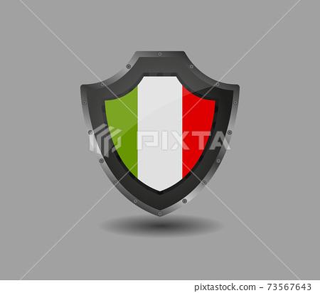 italy flag 73567643