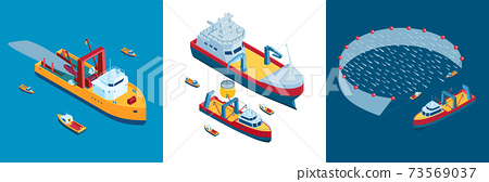 Fishing Boats Design Concept 73569037