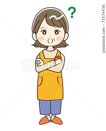 女初中幼兒園老師的問題 73574436