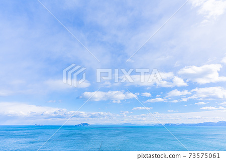 京都七ba島冬季沿海風光 73575061