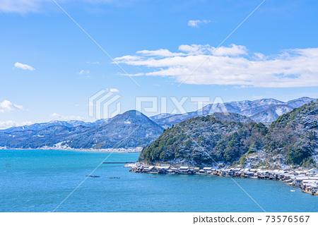 교토 이네 만 풍경 (겨울) 73576567