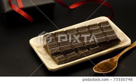 Chocolate with Valentine's gift 3 73580746