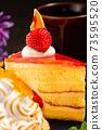 檸檬t和海綿蛋糕-檸檬t和海綿蛋糕 73595520