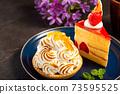 檸檬t和海綿蛋糕-檸檬t和海綿蛋糕 73595525