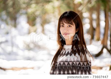 美麗的日本女性 73607447