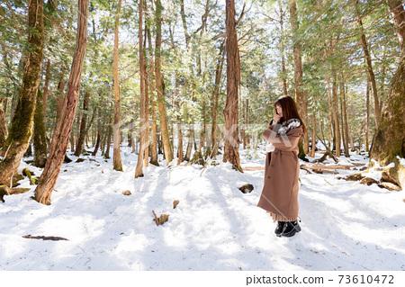 Beautiful Japanese women 73610472