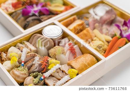 西式新年菜餚 73611768