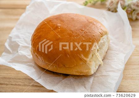 長野縣的當地美食牛奶麵包 73620629