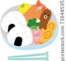 兒童可愛午餐 73648595