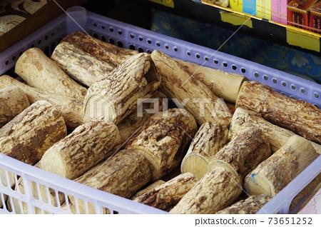 미얀마 천연 화장품의 기반이되는 재목 73651252