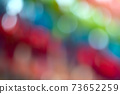 Colorful Bokeh Art Abstract ,Creative design templates for product web and mobile applications 73652259