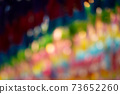 Colorful Bokeh Art Abstract ,Creative design templates for product web and mobile applications 73652260