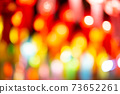 Colorful Bokeh Art Abstract ,Creative design templates for product web and mobile applications 73652261