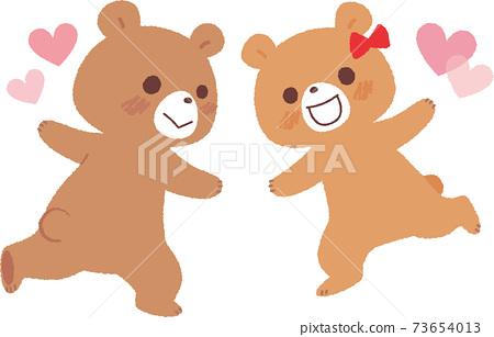 熊跳舞 73654013