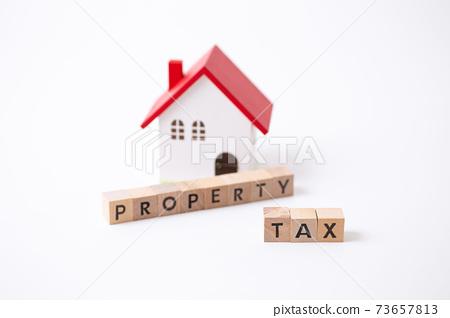 稅收形象固定資產稅 73657813