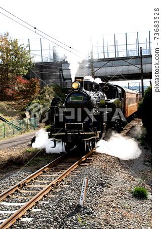 Arrive at locomotive station 6 73683528