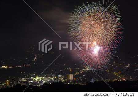 [Nifatsugawa City,Gifu Prefecture] Nakasendo / Nakatsugawa Oiden Festival夏季煙花匯演 73713618