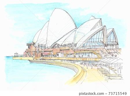 世界遺產城市景觀,澳大利亞歌劇院 73715549