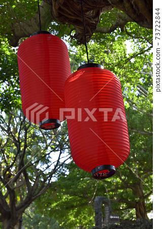 紅色燈籠,元宵節 73722844