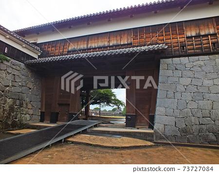 Kumamoto Castle in 2014 73727084