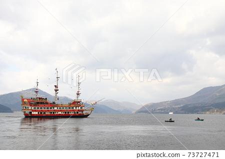 箱根海賊船 蘆之湖 箱根 日本 73727471