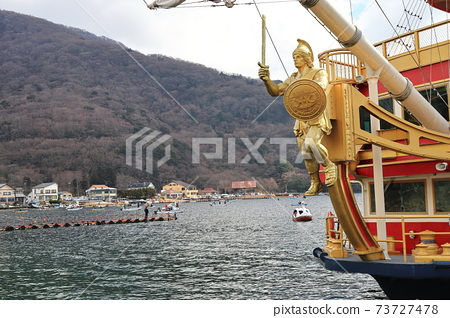 箱根海賊船 蘆之湖 箱根 日本 73727478