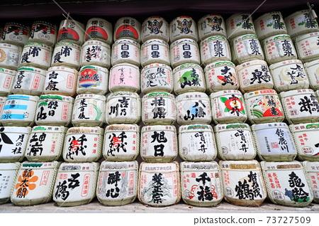 明治神宮 日本 73727509