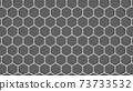 六角形管形組成的蜂窩形 73733532