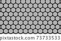 六角形管形組成的蜂窩形 73733533