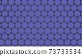 六角形管形組成的蜂窩形 73733534
