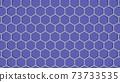六角形管形組成的蜂窩形 73733535