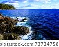 真鶴高浦海岸的岩石區 73734758