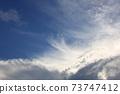 藍天,陽光,雲彩,晴朗的天氣 73747412