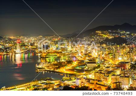 長崎的夜景(鍋山) 73748493