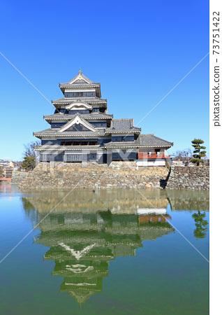 國寶松本城堡 73751422