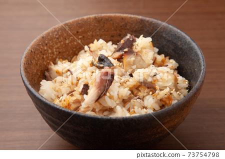 鯖魚烤米飯 73754798