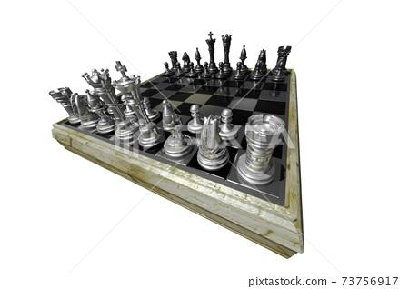 체스 (CG : 투명 소재) 73756917