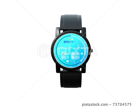 智能手錶的健康管理 73784575