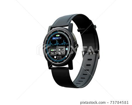 智能手錶的健康管理 73784581