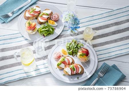 板午餐法式長棍麵包 73786904