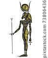 Hathor - Goddess of the Ancient Egypt 73806436